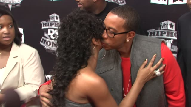 ludacris at the 2009 vh1 hip hop honors red carpet at new york ny - ludacris stock videos & royalty-free footage