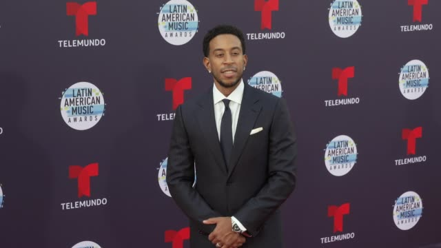 ludacris at the 2018 latin american music awards at dolby theatre on october 25 2018 in hollywood california - ludacris stock videos & royalty-free footage
