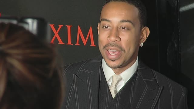 Ludacris at the 20th Century Fox Maxim Magazine Celebrate The Premiere of MAX PAYNE at Los Angeles CA