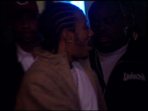Ludacris at the American Music Awards After Party at the Deep in Los Angeles California on January 9 2002