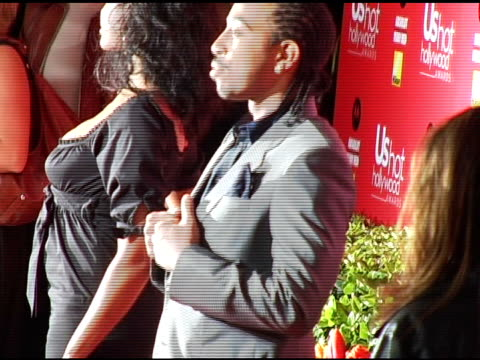 ludacris at the us weekly hot hollywood awards at republic restaurant and lounge in los angeles, california on april 26, 2006. - us weekly stock videos & royalty-free footage
