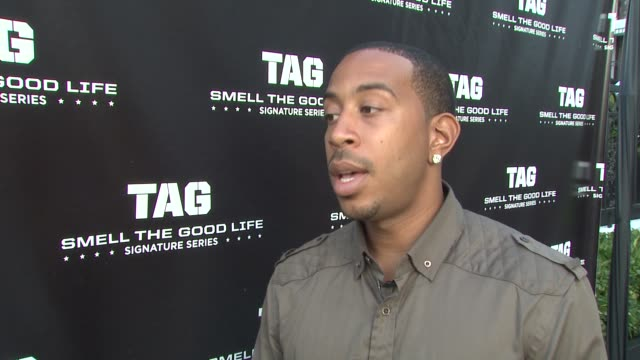 Ludacris on being at the TAG Signature Series launch party on the TAG Signature Series on how he got involved with the Signature Series on why his...