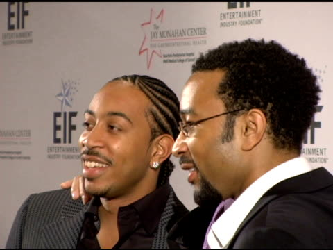 ludacris smokey robinson and john legend at the 'hollywood meets motown' benefit for national colorectal cancer research hosted by katie couric and... - smokey robinson stock-videos und b-roll-filmmaterial