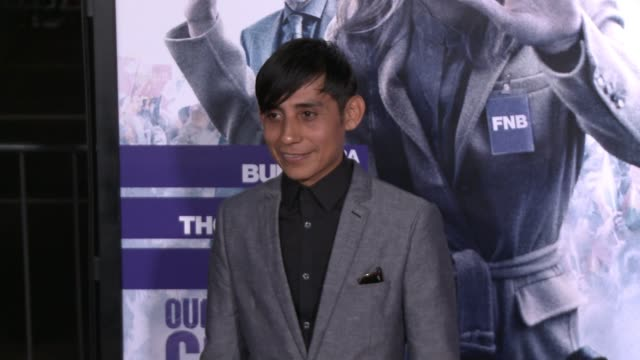 Luis Chávez at the Our Brand Is Crisis Los Angeles Premiere at TCL Chinese Theatre on October 26 2015 in Hollywood California