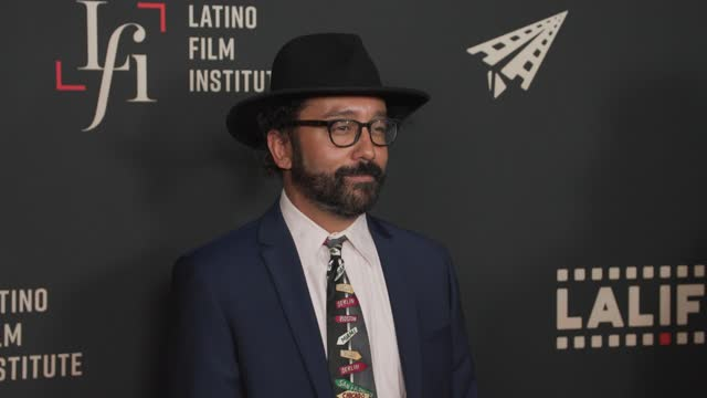 """luis david ortiz at the laliff closing night """"women is losers,"""" red carpet capture produced by cindy maram, dig in magazine/in close entertainment at... - tcl chinese theatre stock videos & royalty-free footage"""