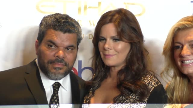 Luis Guzman and Marcia Gay Harden at the 6th Annual Face Forward Gala at the Millennium Biltmore Hotel Los Angeles at Celebrity Sightings in Los...