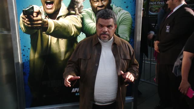 Luis Guzman at Keanu Los Angeles Premiere at ArcLight Cinemas Cinerama Dome on April 27 2016 in Hollywood California