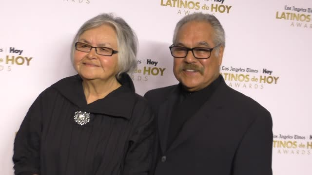 luis valdez at the 2016 latinos de hoy awards at dolby theatre in hollywood on october 09 2016 in hollywood california - the dolby theatre stock videos & royalty-free footage