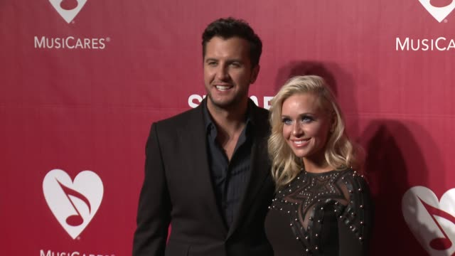 Luke Bryan at the 2016 MusiCares Person of The Year Honoring Lionel Richie at Los Angeles Convention Center on February 13 2016 in Los Angeles...