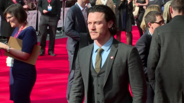 0ea22b9ab21e Luke Evans at The Prince's Trust Samsung Celebrate Success Awards at  Leicester Square on March 12