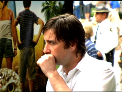 Luke Wilson at the 'Hoot' Premiere at the Pacific Theaters at The Grove in Los Angeles California on April 15 2006