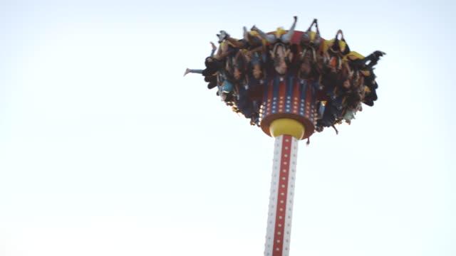 Luna Park - Coney Island - Brooklyn, NYC - ride - 4k