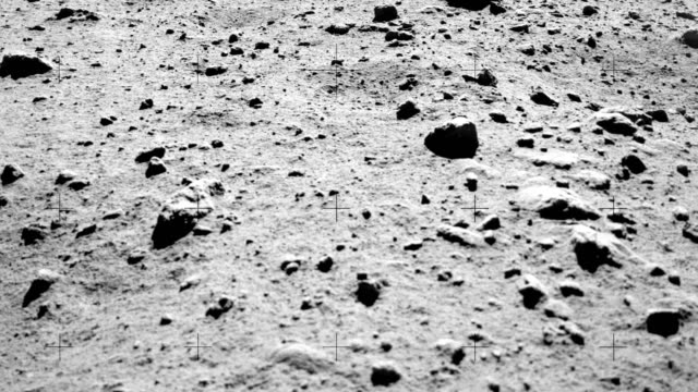 lunar surface - moon stock videos & royalty-free footage