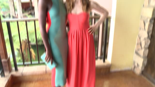 lupita nyong'o 2014 maui film festival at wailea day 1 on june 04 2014 in wailea hawaii - day 1 stock videos and b-roll footage