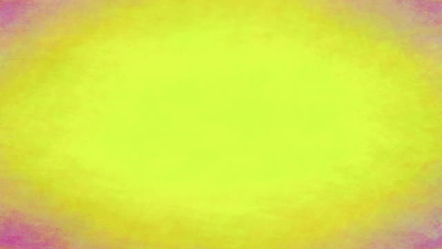 lush abstract yellow and pink textured background loop - vignette stock videos & royalty-free footage