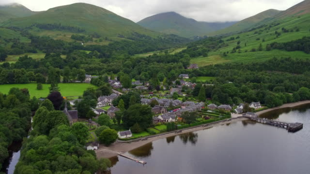 luss, scotland - scotland stock videos & royalty-free footage
