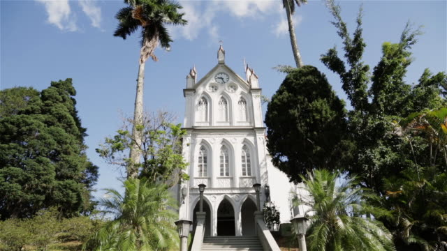 ms lutherian church / blumenau, brazil - protestantism stock videos & royalty-free footage