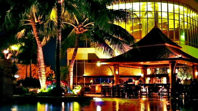 luxury holidays - tourist resort stock videos & royalty-free footage