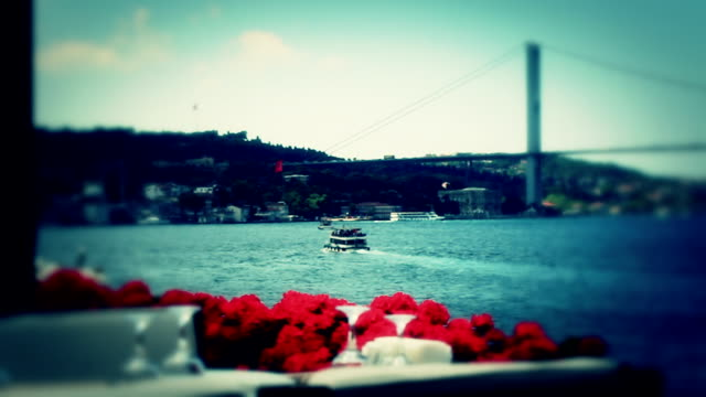 luxury in istanbul restauran - grief stock videos & royalty-free footage