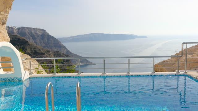 Luxus-Terrasse & pool