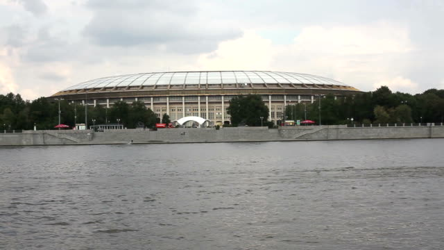luzhniki - luzhniki stadium stock videos & royalty-free footage