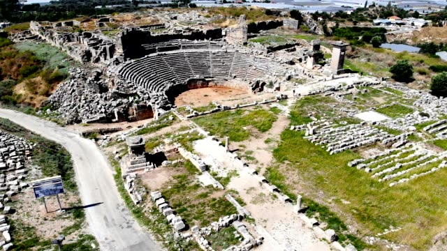 Lycian site of Xanthos