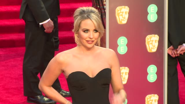 Lydia Bright at Royal Albert Hall on February 18 2018 in London England