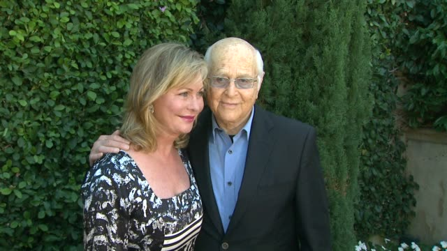 lyn lear norman lear at rape treatment center's annual fundraising brunch on 10/14/12 in beverly hills ca - norman lear stock videos and b-roll footage