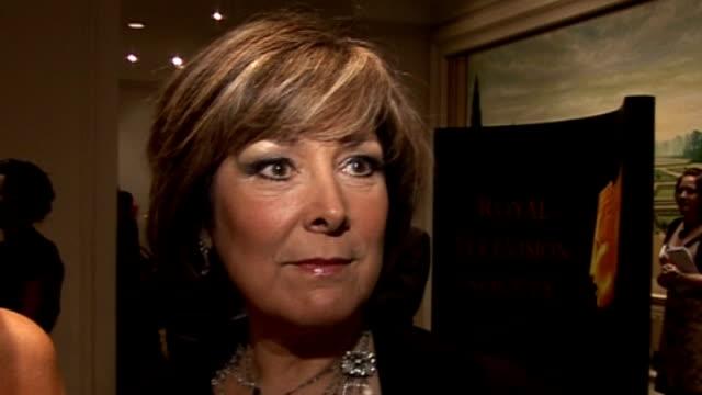 lynda bellingham dies aged 66 lib int lynda bellingham at royal television society awards red carpet - lynda bellingham stock videos & royalty-free footage