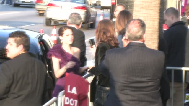 lyndsy fonseca at the premiere of 'kickass' in hollywood at the celebrity sightings in los angeles at los angeles ca - kick ass film title stock videos & royalty-free footage
