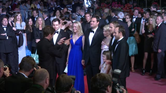 Lynette Howell Michelle Williams at the Copie Conforme Red Carpet Cannes Film Festival 2010 at Cannes