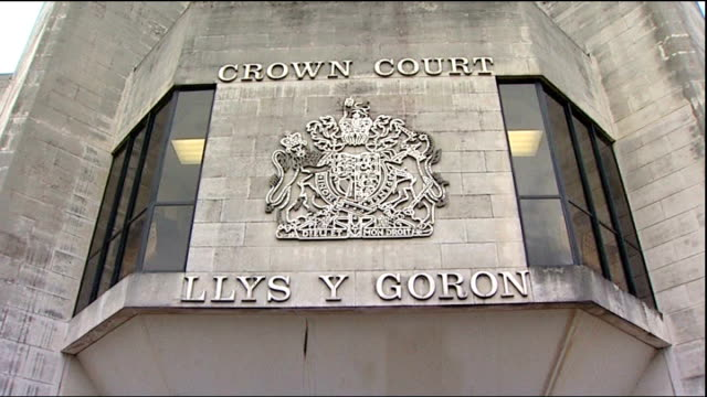 75 Swansea Crown Court Video Clips Footage Getty Images
