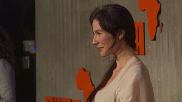 lynn collins at the puma presents the african bazaar at los angeles ca. - puma stock videos & royalty-free footage