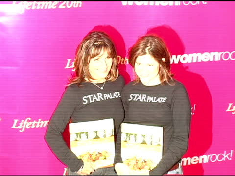 lynne spears and tami agassi at the 5th annual women rock concert at the wiltern theater in los angeles california on september 28 2004 - wiltern theater stock videos and b-roll footage