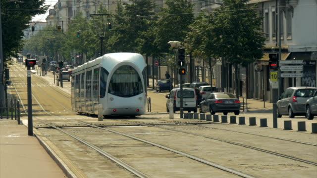 Lyon, train, Trams,MS