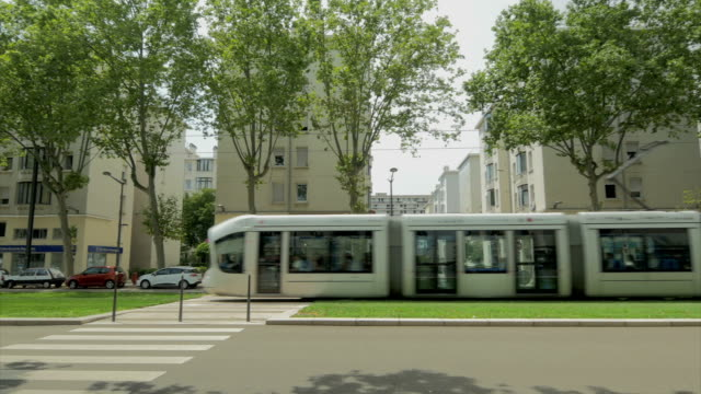 Lyon, train, Trams,MS