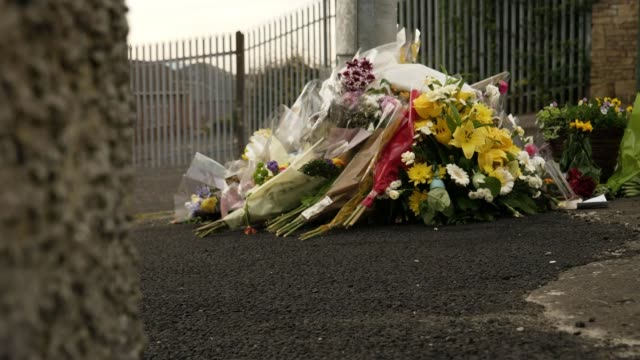 The New IRA apologise to McKee's family and friends for her murder NORTHERN Floral tributes laid at tree for Lyra McKee