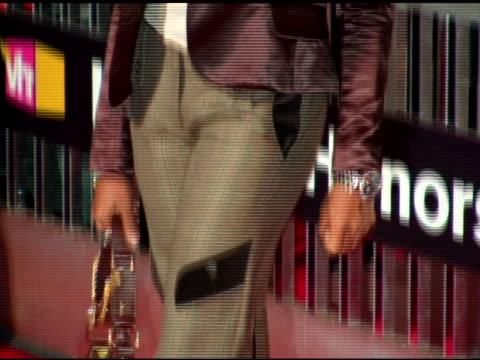 mc lyte at the 2006 vh1 hip hop honors at the hammerstein ballroom in new york new york on october 7 2006 - hammerstein ballroom bildbanksvideor och videomaterial från bakom kulisserna