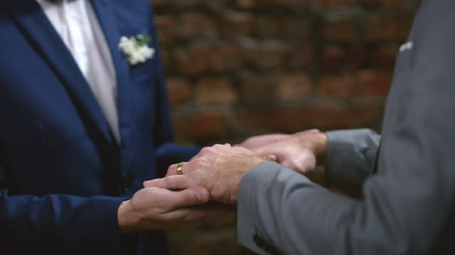 i'm so happy to have a partner like you - ceremony stock videos & royalty-free footage