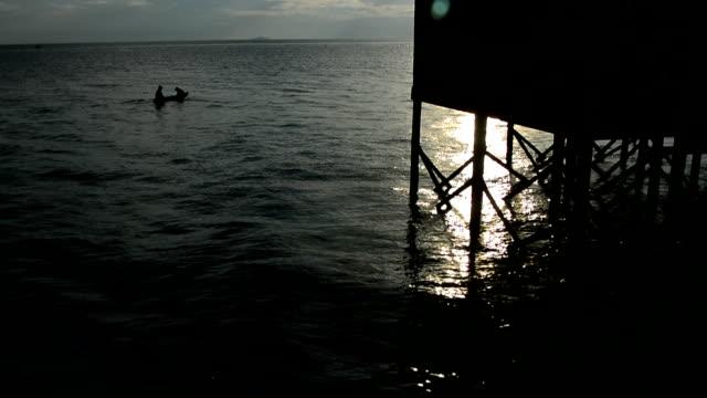 Mabul island sunrise, Sipadan, Borneo Malaysia