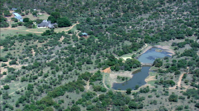 Mabula Game Reserve  - Aerial View - Limpopo,  Waterberg District Municipality,  Thabazimbi,  South Africa