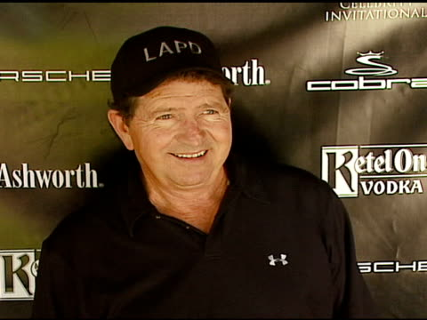 Mac Davis at the Golf Digest Celebrity Invitational at Cabana Club at the Wilshire Country Club in Los Angeles California on November 6 2006