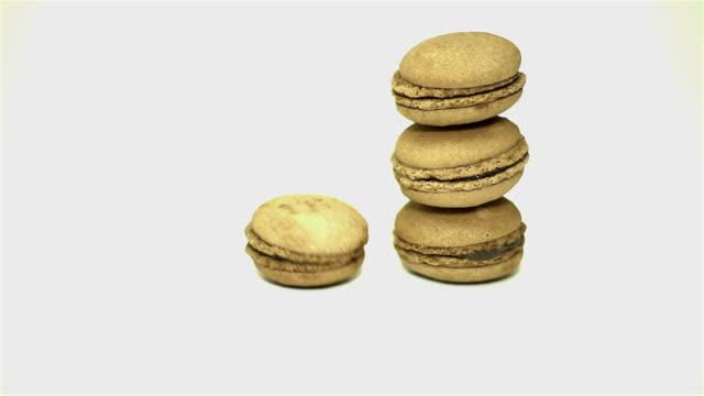 macaron roll ii - rolling stock videos & royalty-free footage