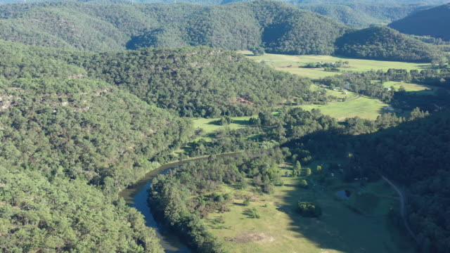 macdonald valley - national park stock videos & royalty-free footage
