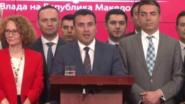 Macedonia Prime Minister Zoran Zaev welcomes a dignified and geographically precise new name for his country the Republic of North Macedonia