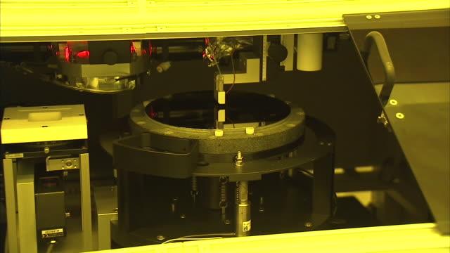 Machine and nano mold