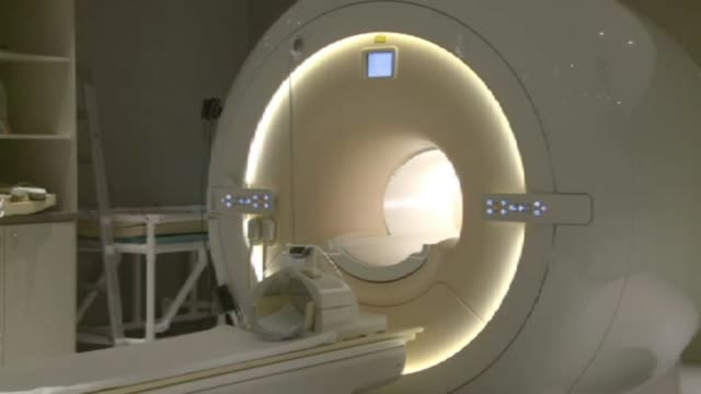 MRI Machine on June 03 2012 in Dallas Texas