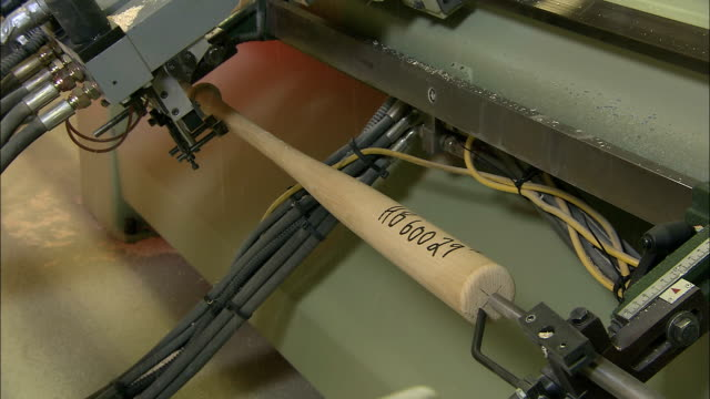 World's Best Wooden Baseball Bat Stock Video Clips and ... on