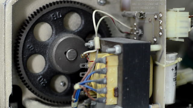 machine - electrical component stock videos & royalty-free footage