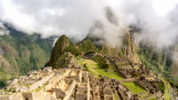 Machu Picchu 4K